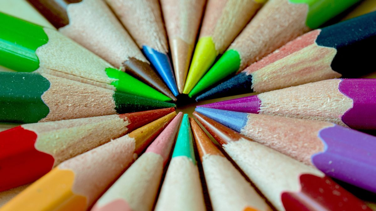 What's the big deal about Mindful Colouring?